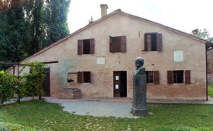Roncole Verdi, birthplace, pic by Flickr User Ib Aarmo