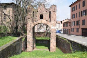 Pavia, Porta Calcinara