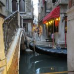 Venice - the charm of narrow canals, small bridges, and hidden shops