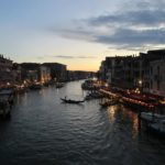 Venice - in the evening