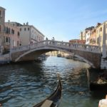 Venice - a lovely bridge