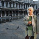 Venice - me in Piazza San Marco