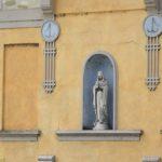 Pavia, Wall Madonna