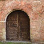 Pavia, beautiful old door!