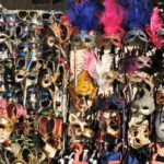 Venice - city of masks!