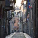 Pavia, pretty street!