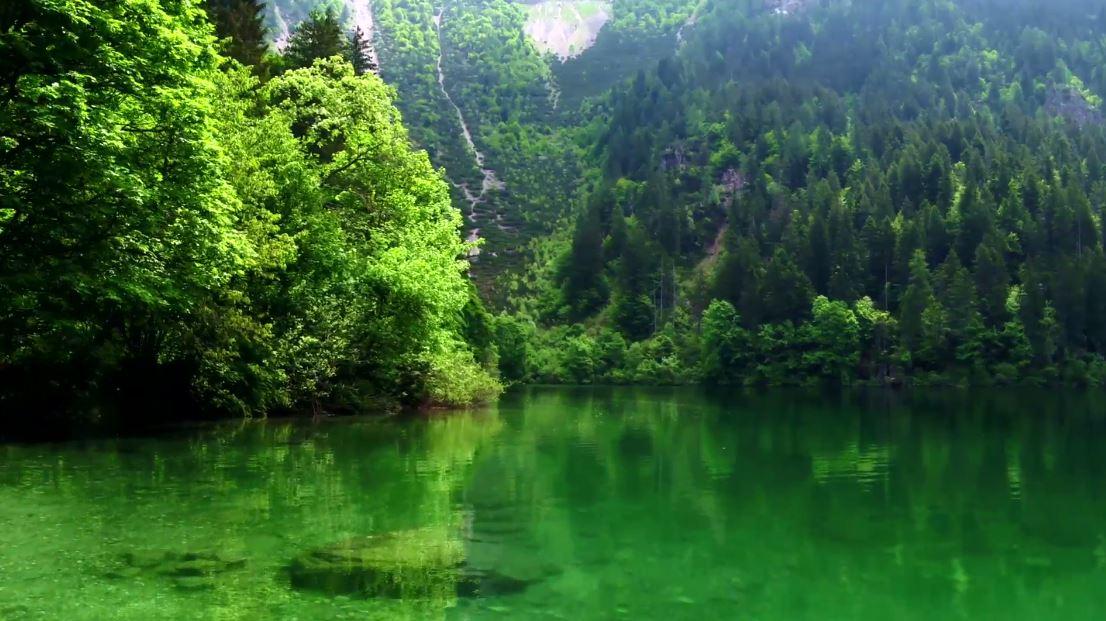 Tovel Lake