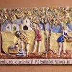 Harvesting, Dozza street art