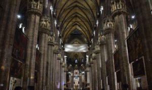 Duomo di Milano - interior