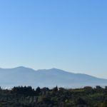 Collodi, view from the top of the village