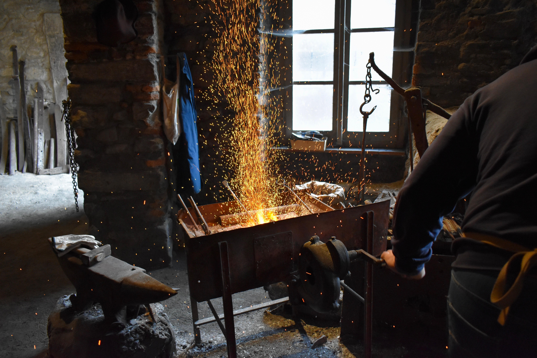 Maresca, ironwork