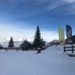 Ski slopes, Pila