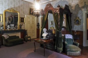 Villa Verdi, The Master's bedroom