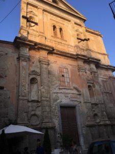 Chiesa Madre, Licata di Francesca Sessa
