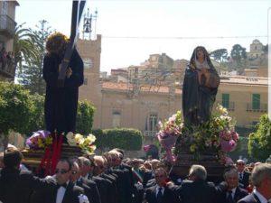 Processione settimana santa, Licata di https://www.facebook.com/Licata.Mare.Sicilia/