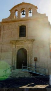 Chiesa di Pompei, Licata di Francesca Sessa