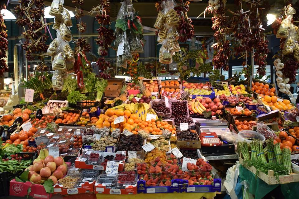 Central Market, Florence -Virginia Merlini