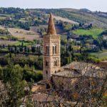 Urbino, view