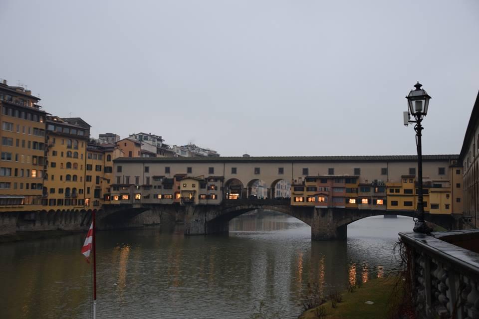 Ponte Vecchio, Florence -Virginia Merlini.