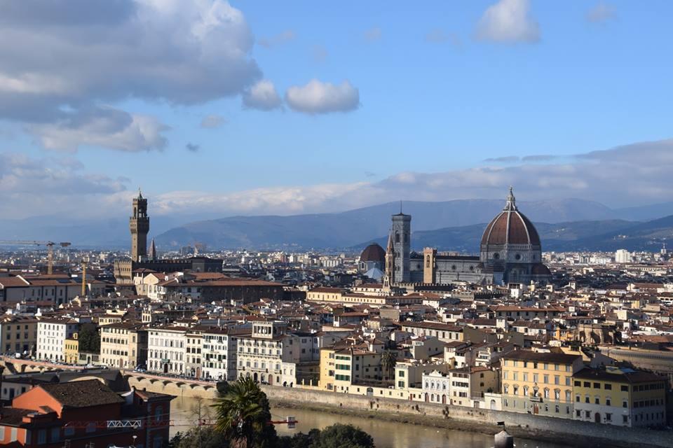 Landscape, Florence -Virginia Merlini