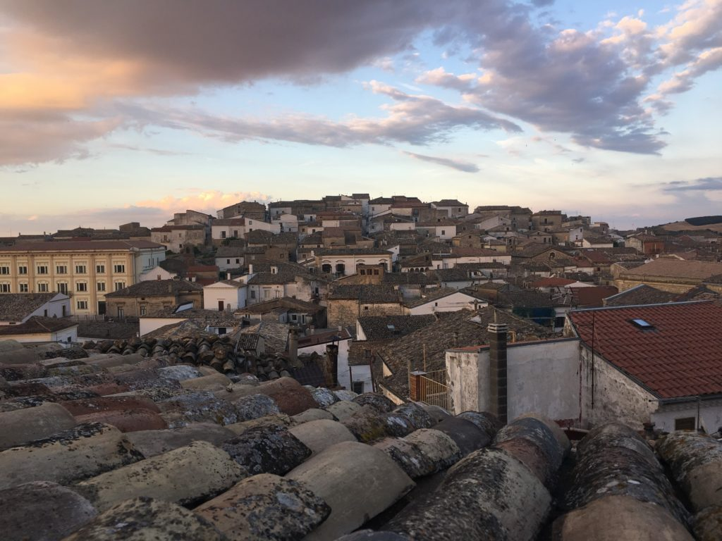 Bovino, a view