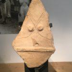 Female stele - Bovino Museum