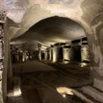 Napoli's catacombs