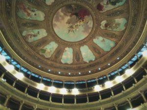 Palermo, Cupola del Teatro