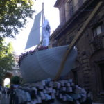 St Rosalia Celebrations, the boat waiting