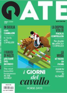 Gate Magazine cover