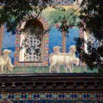Mosaics of Santa Maria Addolorata Church, by Nicoletta Speltra