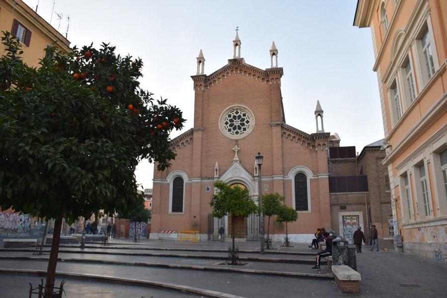 San Lorenzo square, by Nicoletta Speltra