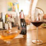 Usigliano, wine tasting