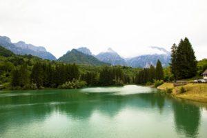 Barcis Lake