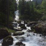 Water fall at Chardonnay