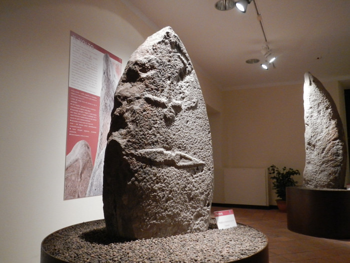 Laconi Menhir, pic by Flickr User Viscardo Squartini