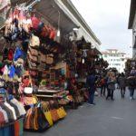 Mercato San Lorenzo - a fabulous leather goods market