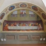 Museum of the Last Supper of Andrea del Sarto - Refectory of the Chiesa di San Michele in San Salvi - Painted between 1511-1527 by Andrea del Sarto (1486-1530).