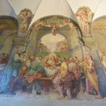 New refectory of the Basilica di Santo Spirito - The artist Bernadino Poccetti painted the Tre Cena or Three Suppers here in 1597