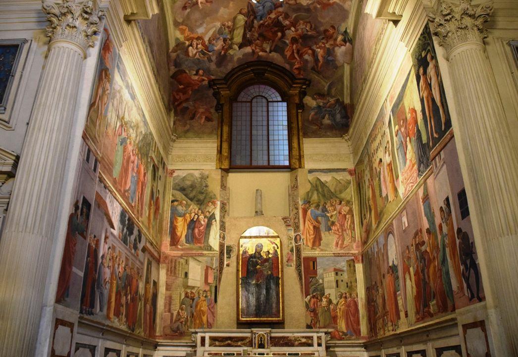 Chiesa di Santa Maria del Carmine - the Brancacci Chapel