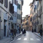 Florence - Oltrarno - Via Romana