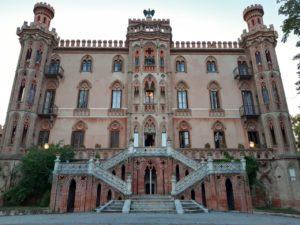 The Castle of Novello