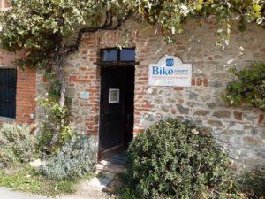 BikeSquare Rental Location in Novello