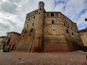 The Castle of Roddi