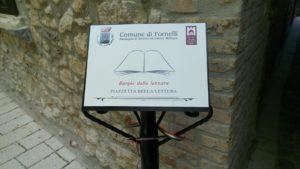 Fornelli, borgo della lettura