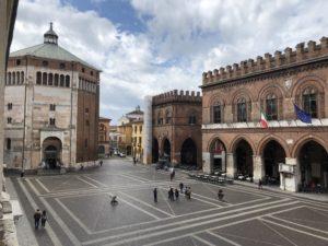 Cremona_ A corner of _Piazza del Duomo__ Nicoletta Speltra