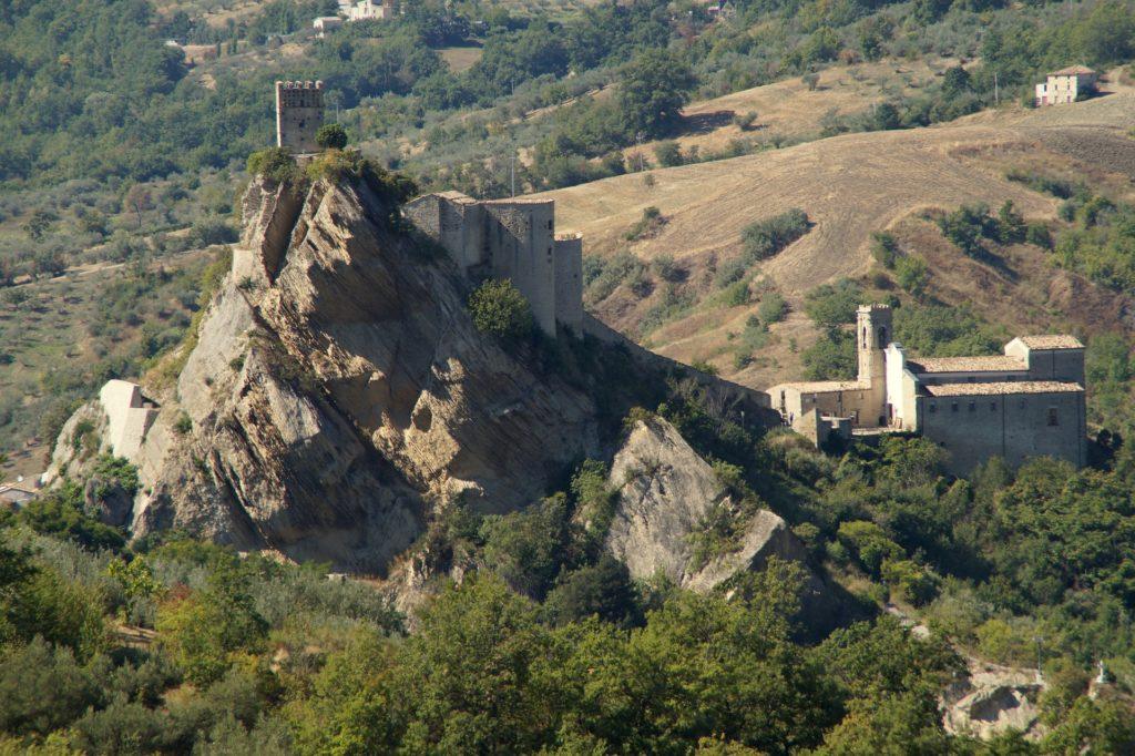 Roccascalegna, Abruzzo