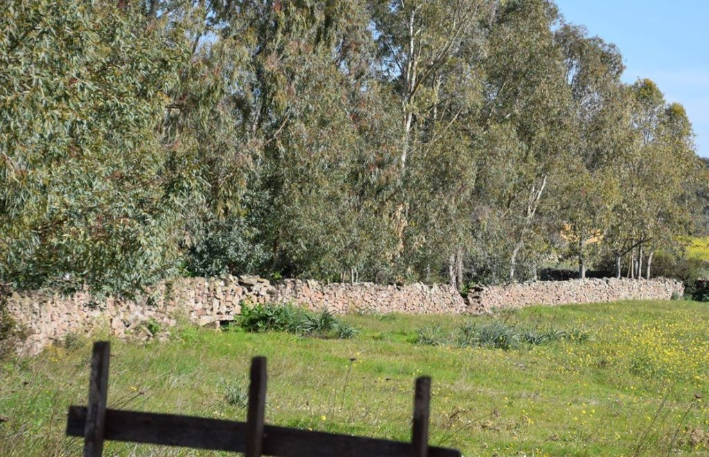 10. Samugheo - the mortar-less walls of Samugheo