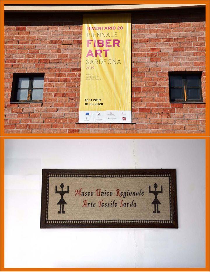 13. Samugheo, MURATS - the Museo Unico Regionale di Arte Tessile Samugheo