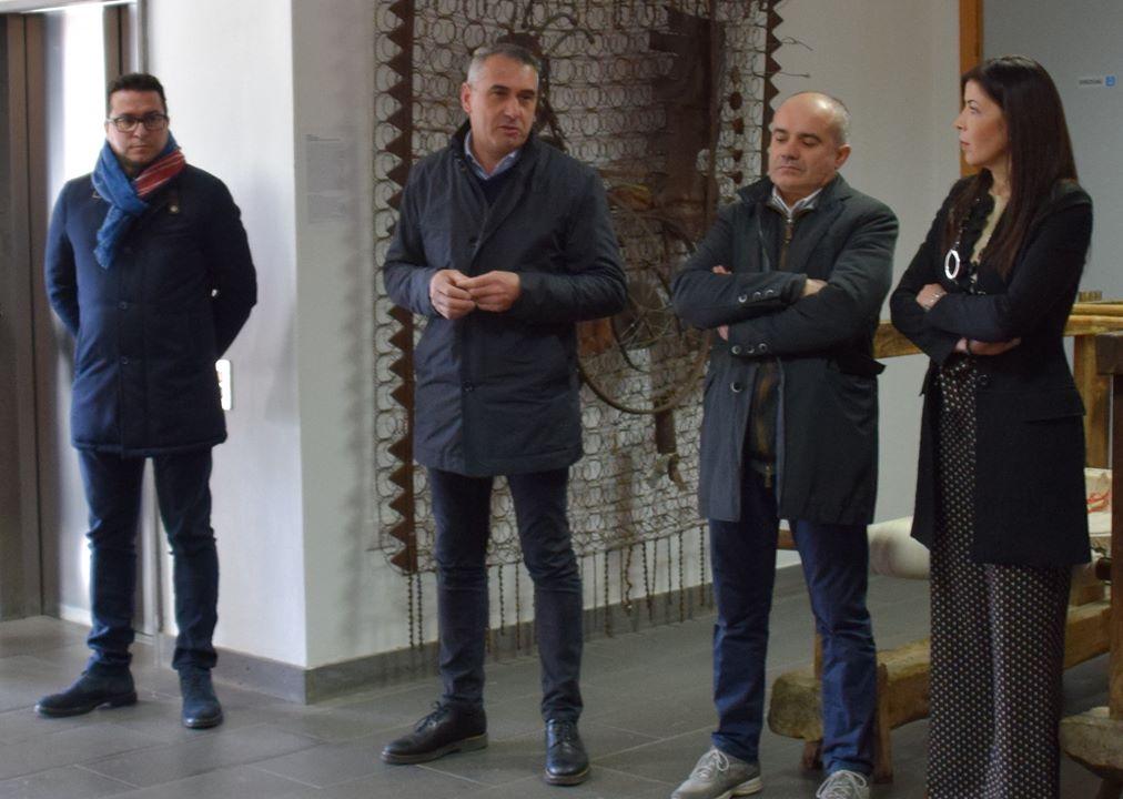 15. Samugheo – MURATS - the Museo Unico Regionale di Arte Tessile Samugheo